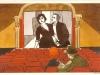 El cinema. Aquarel·la i tinta xinesa 1992