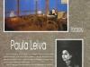 Portfolio, Paula Leiva. Articolo e intervista sul mio lavoro. 1992. ON 1