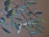 Olive tree 2008. Oil